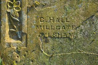 C Hall Millgate Aylsham