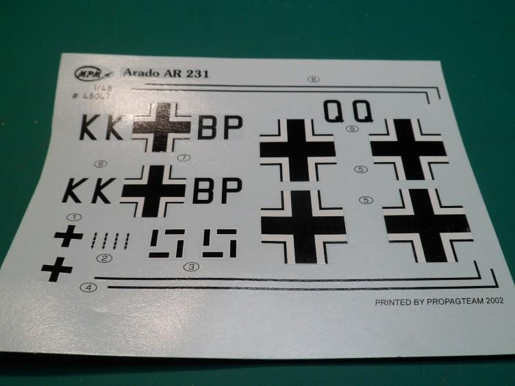 Ouvre-boîte Arado 231 v1 [MPM 1/48] 33959294676_82eacc0e43_b