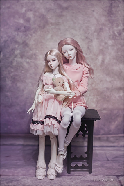 Souldoll Double and kid
