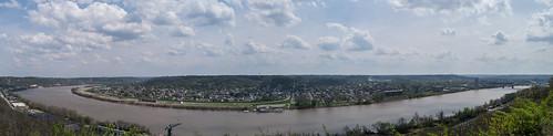 Newport levee system