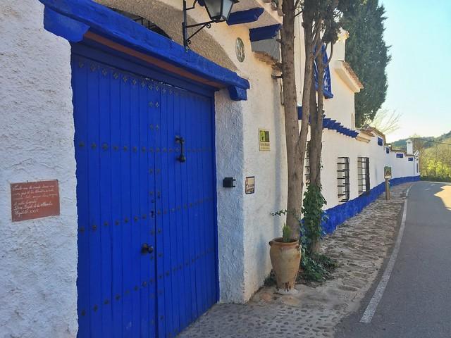 La Venta del Celemín (cerca de Ossa de Montiel, Albacete) - Escenario de la ruta de Don Quijote en coche