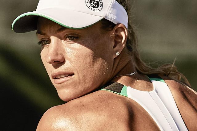 Angelique Kerber Roland Garros 2017 outfit