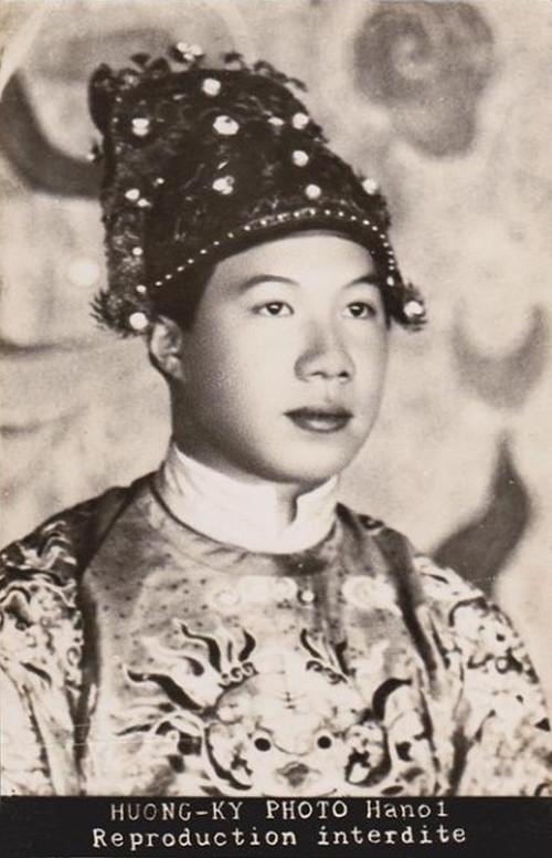Indochine Annam Hue Empereur Bao Dai Manhhai Flickr