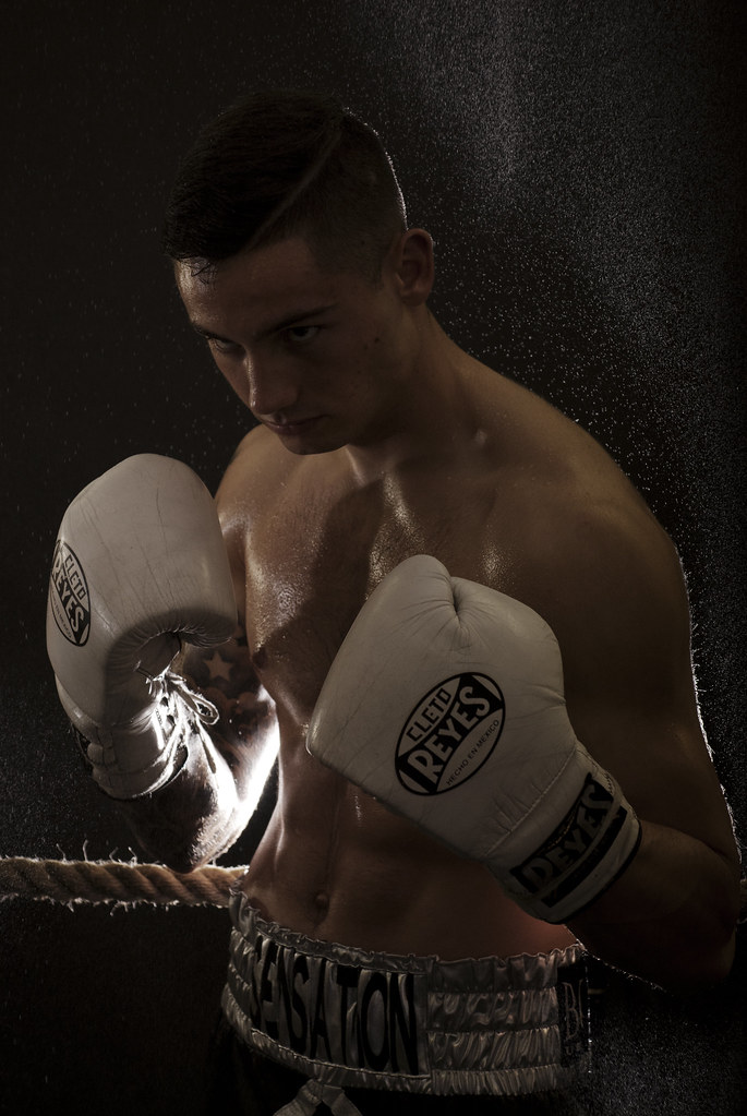 Boxer Ben Hall | by Neil