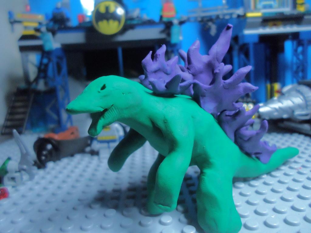 Clay Godzilla I Got Bored So I Made A Godzilla 3 Shutup Kickass
