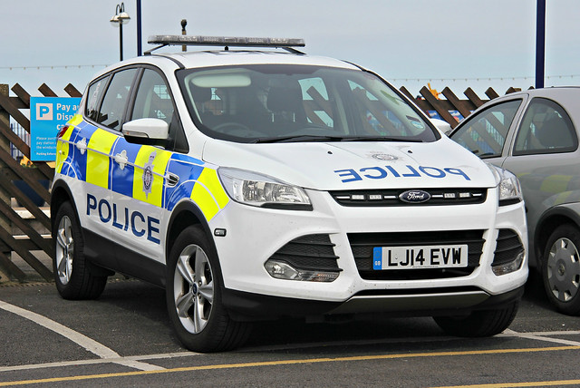 Ford Transit Van >> British Transport Police - an album on Flickr