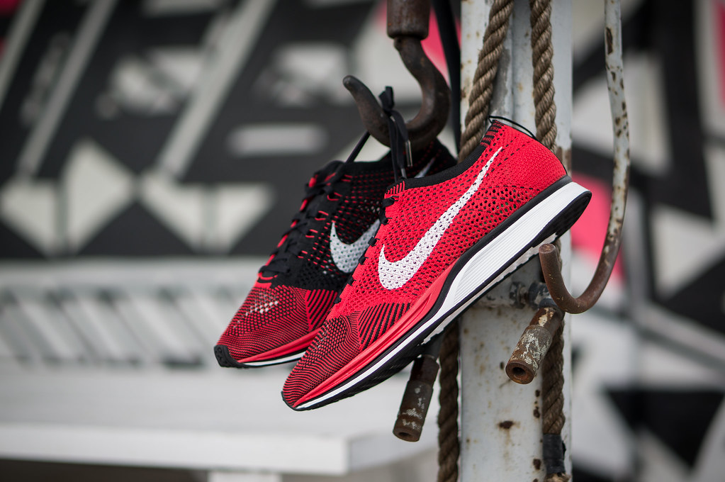 half off 48751 9e2fb ... discount code for nike flyknit racers university red by niwreig 95bfd  26be2