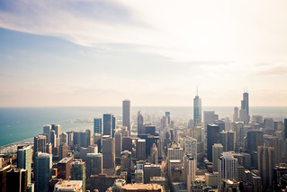 Chicago Skyline | by derekskey