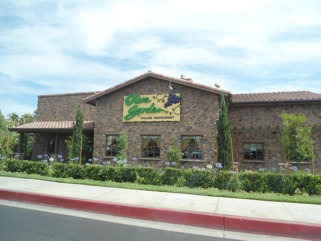 olive garden italian restaurant in buena park ca by patricksmercy - Olive Garden Buena Park