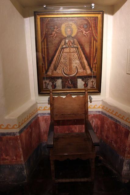 Santa barbara old santa barbara mission unidentified ma for Case in stile missione santa barbara