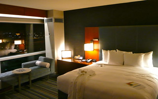 room at the Grand Hyatt, DFW | by Scorpions and Centaurs