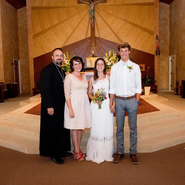 2016 Elisha & Sadie Wedding