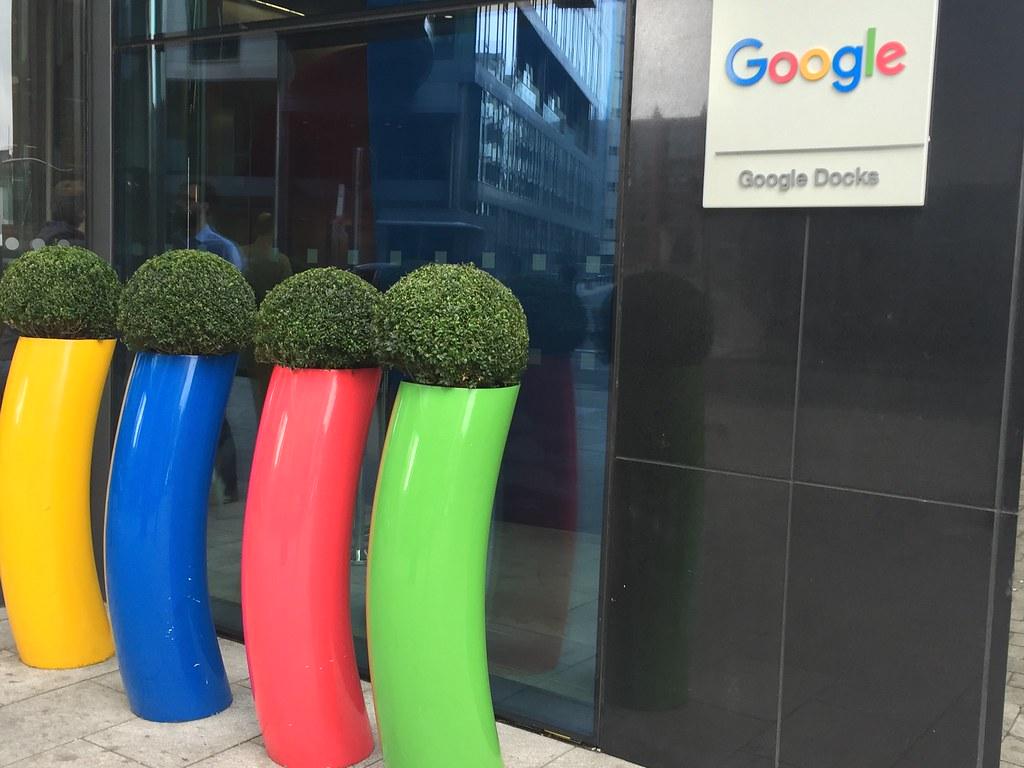 Googles huvudkontor i Dublin