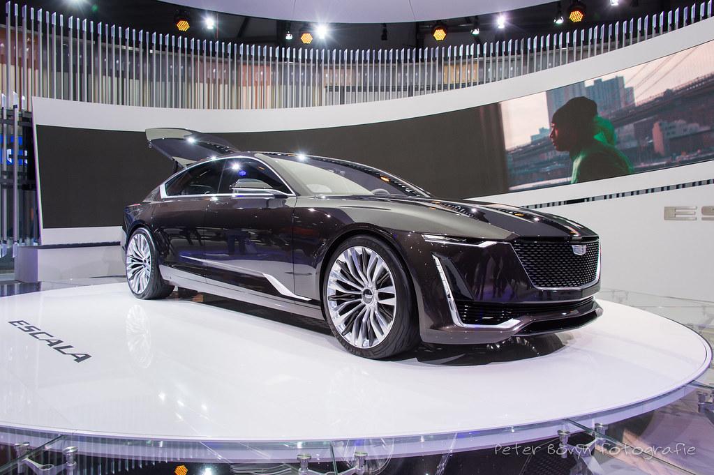 Cadillac Escala Concept 2016 The Cadillac Escala From Flickr