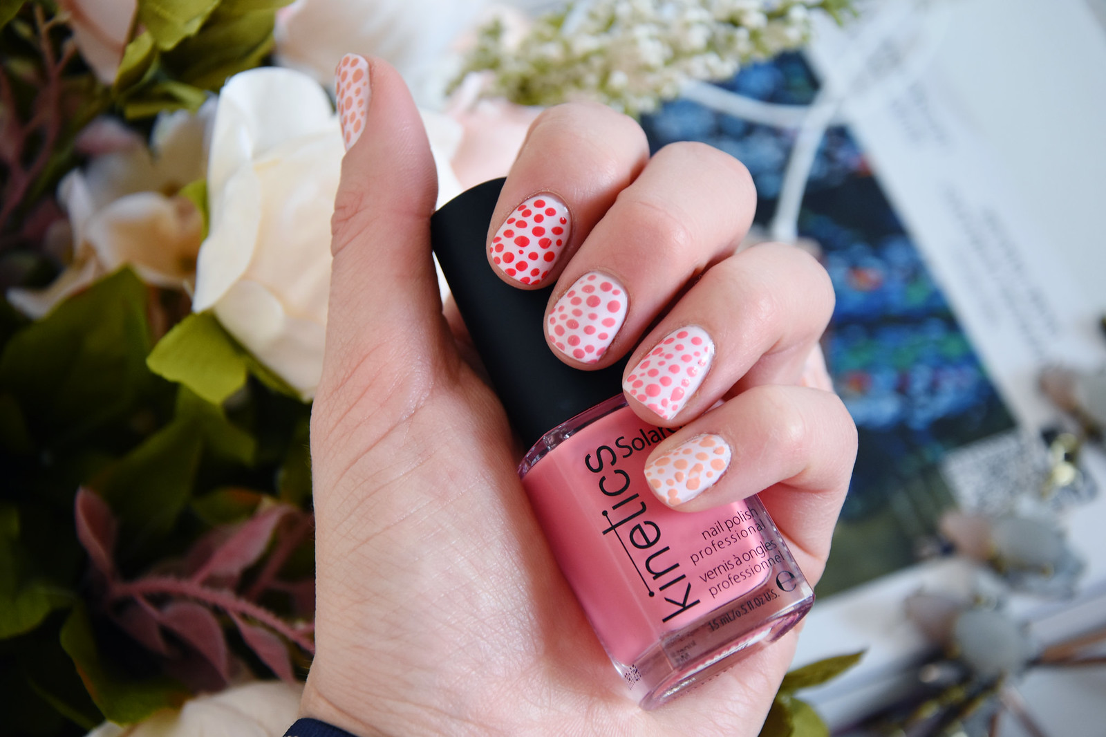 Kinetic Grand Bazaar nail polish collection review
