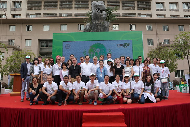 CIAT's 50th Anniversary in Asia