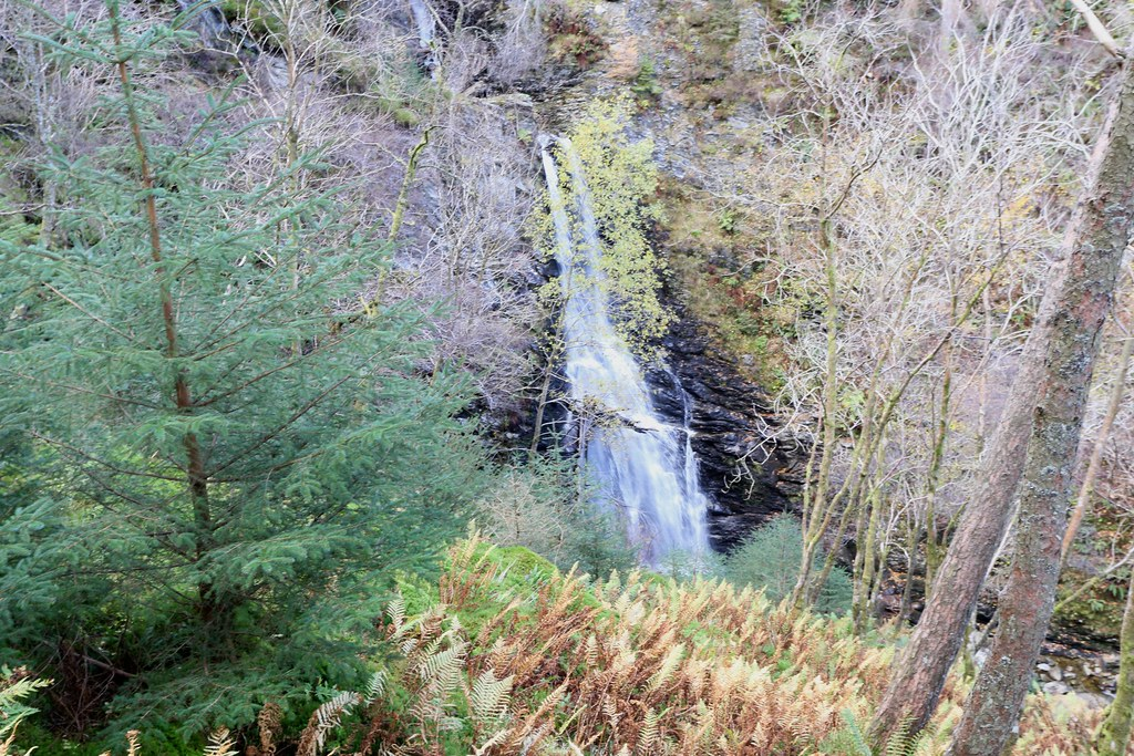Waterfall, Stank Glen