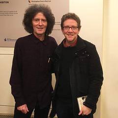 Gilbert O'Sullivan & Chris Conway