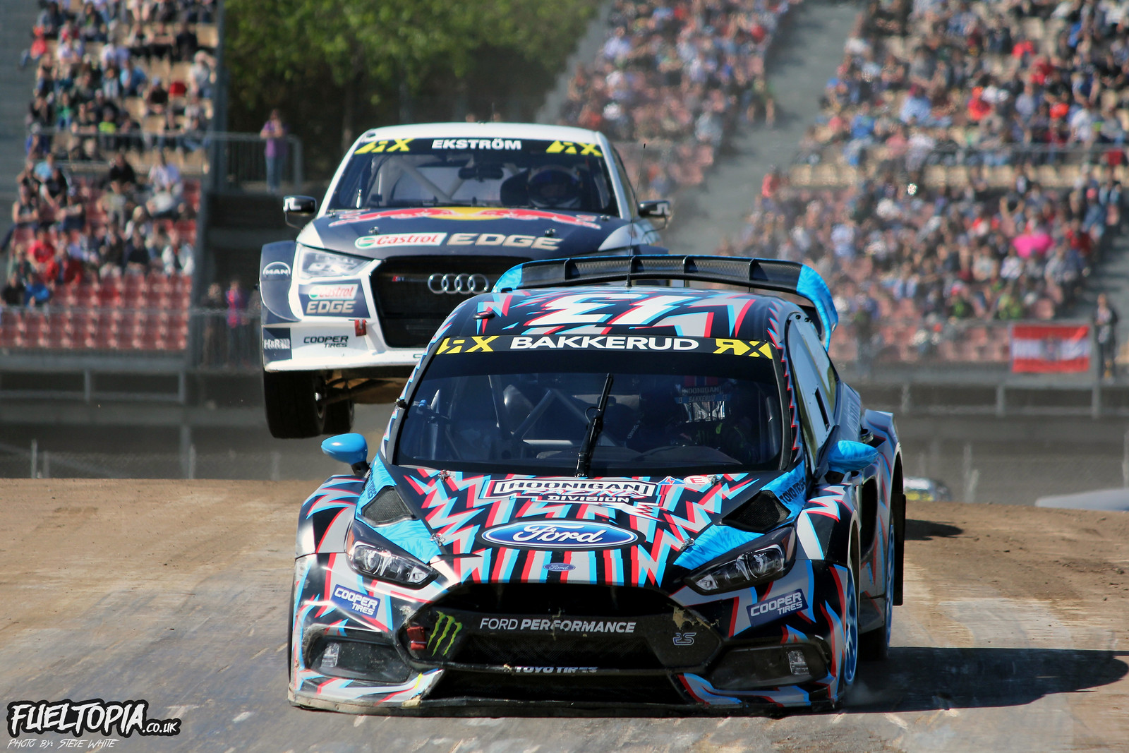 Bakkerud Barcelona Head On Jump Ekstrom