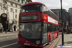 Wrightbus NRM NBFL - LTZ 1068 - LT68 - Fulham Broadway 11 - Go Ahead London - London 2017 - Steven Gray - IMG_8495