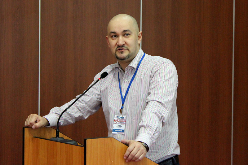 Сергей Гаврилов, АРПИ Сибирь