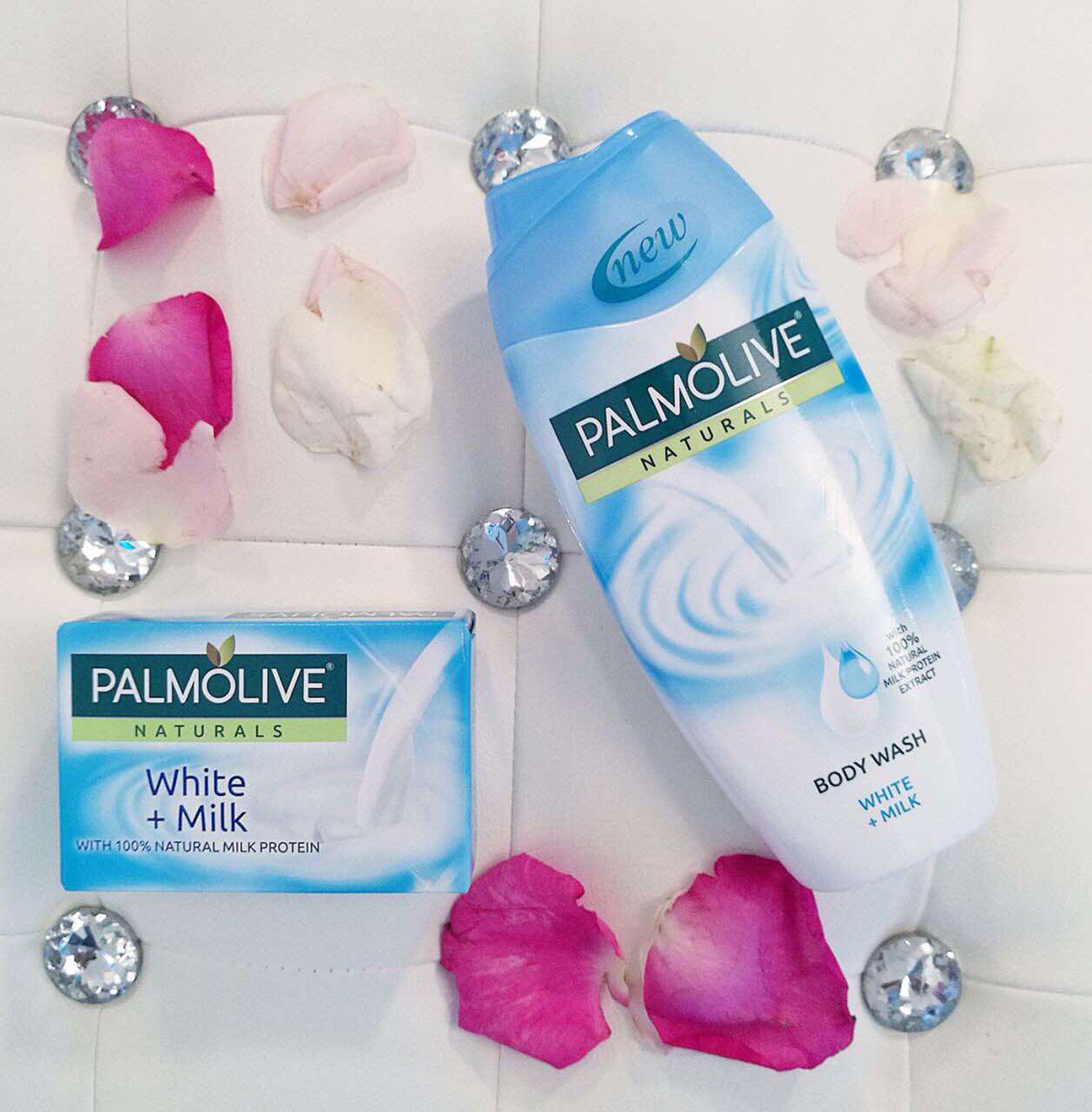 10.1 Palmolive Naturals White plus Milk