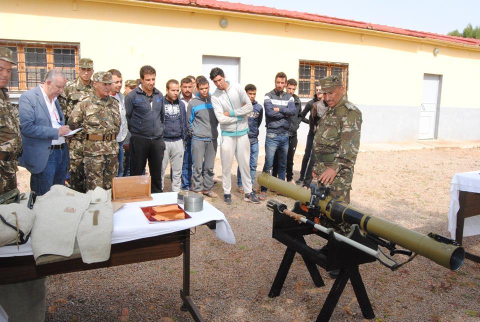 القوات البرية الجزائرية [  Missiles Anti-Chars ]   33757792460_63f5e7c85a_o