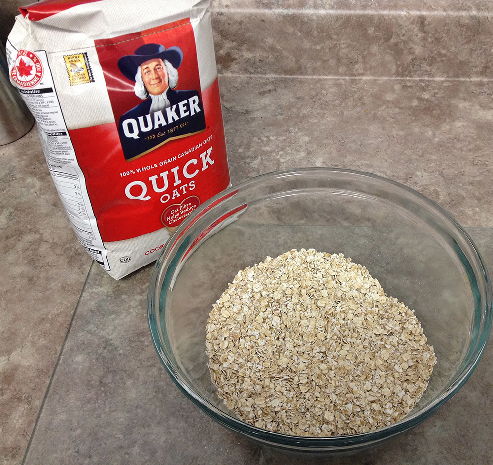 Quaker Oats Breakfast Recipe