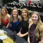 Kindra Maracle, Katie Harding, Kenzie Lacon