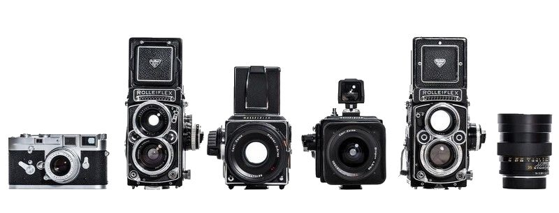 CameraVentures : Pour sauver le monde de la photographie analogique