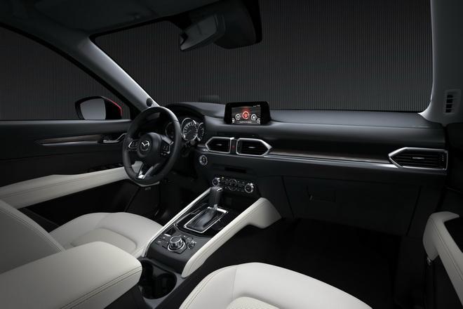 【MAZDA新聞照片】All-new MAZDA CX-5導入全新內裝設計概念,將內裝質感精進 成就頂級體驗