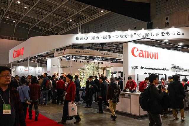 【CP+ 2017】Canon EOS M6 | 01