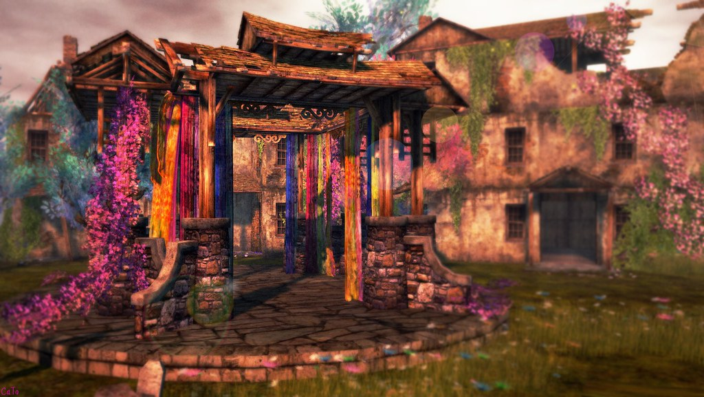Full of Hope - a Fantasy Faire blogpost - II