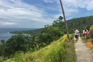 Sibale island - Sampong Gui-ob beach view