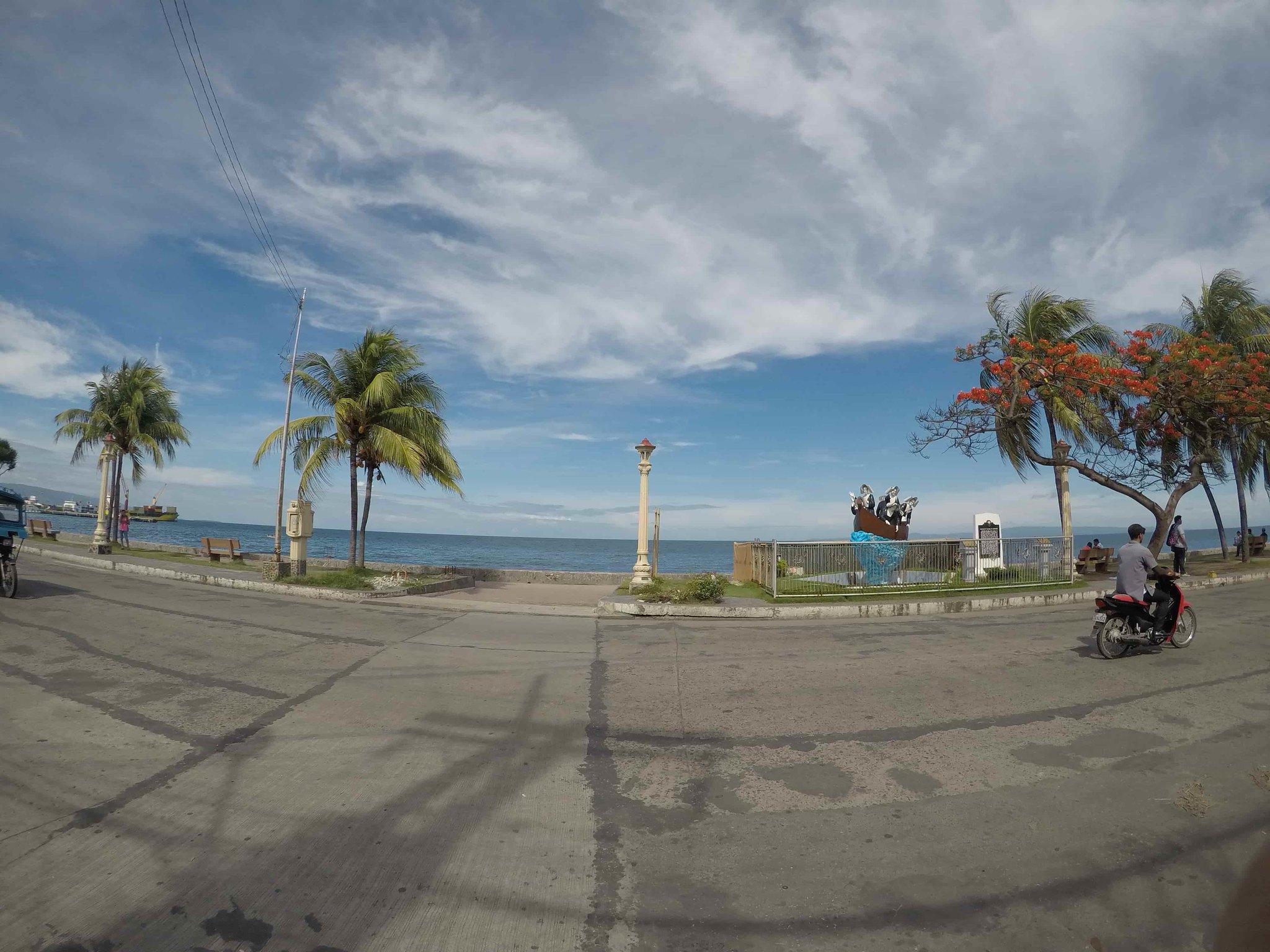 Rizal Boulevard Dumaguete City