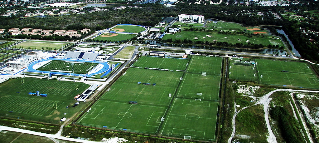 Img: IMG Academy Aerial With Multi-sport