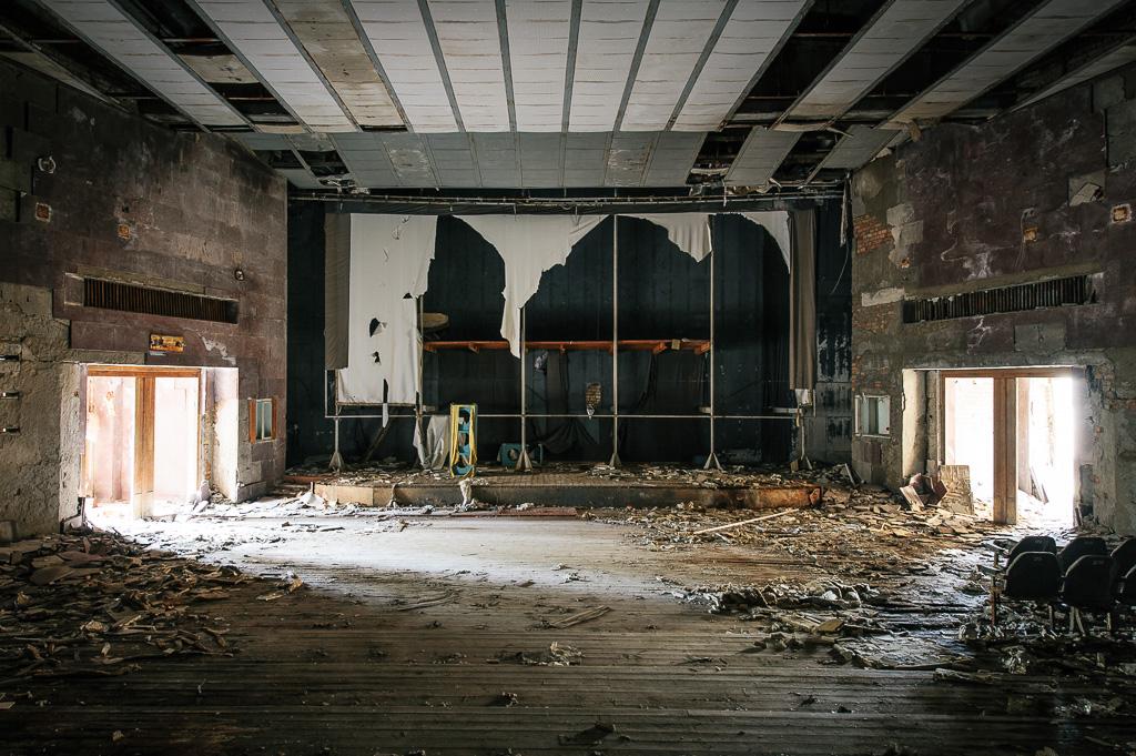 Pripyat Cinema Quot Prometheus Quot Michael K 246 Tter Flickr