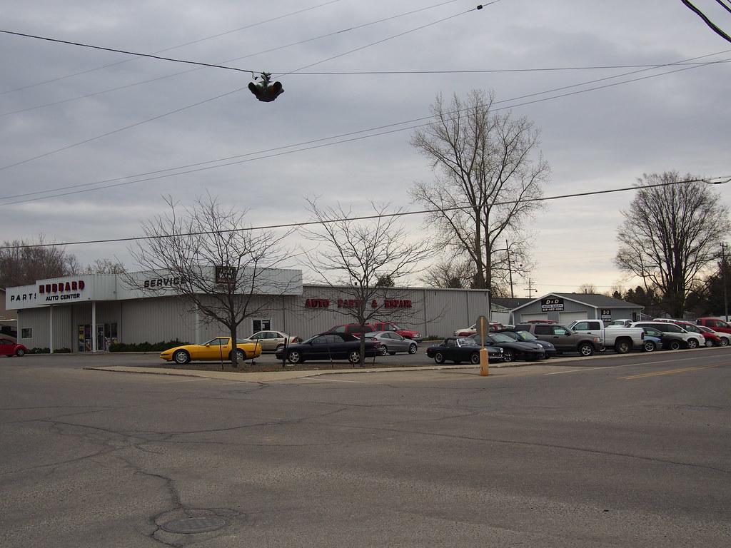 Hubbard Auto Center >> Main Street Onsted Michigan Pop 909 Hubbard Auto Cent