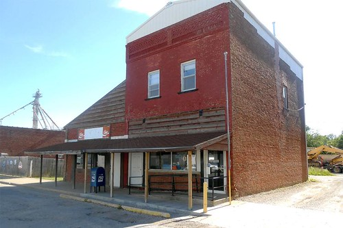 Greentop, MO post office | by PMCC Post Office Photos