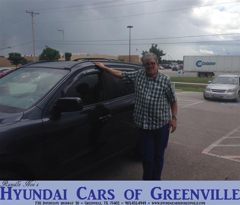 Hyundai Greenville Sc: Congratulations To Michael Morrison On Your #Hyundai Santa