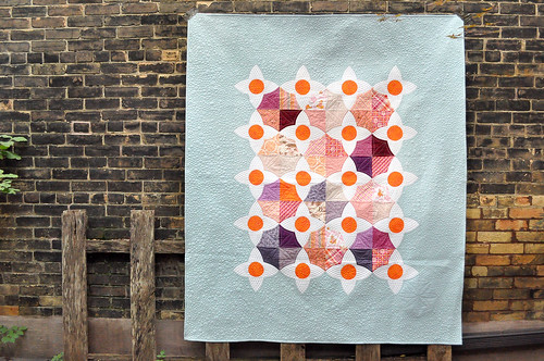 Debi's Meadow Quilt