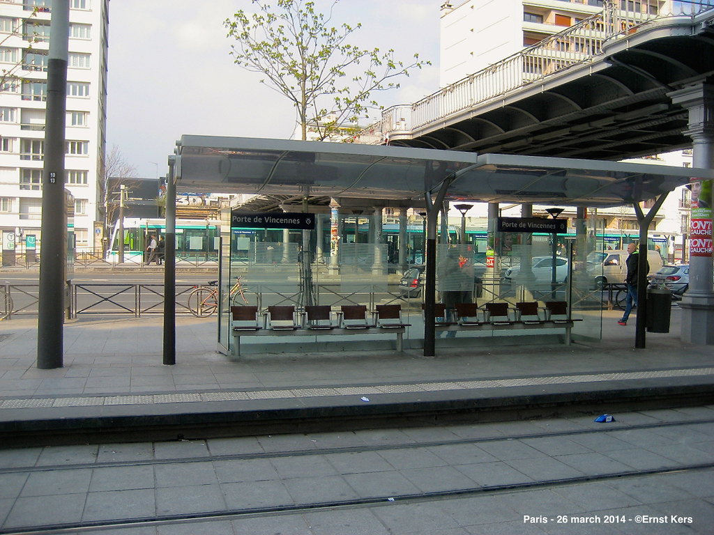 porte de vincennes terminus of line t3a with in the backgr flickr