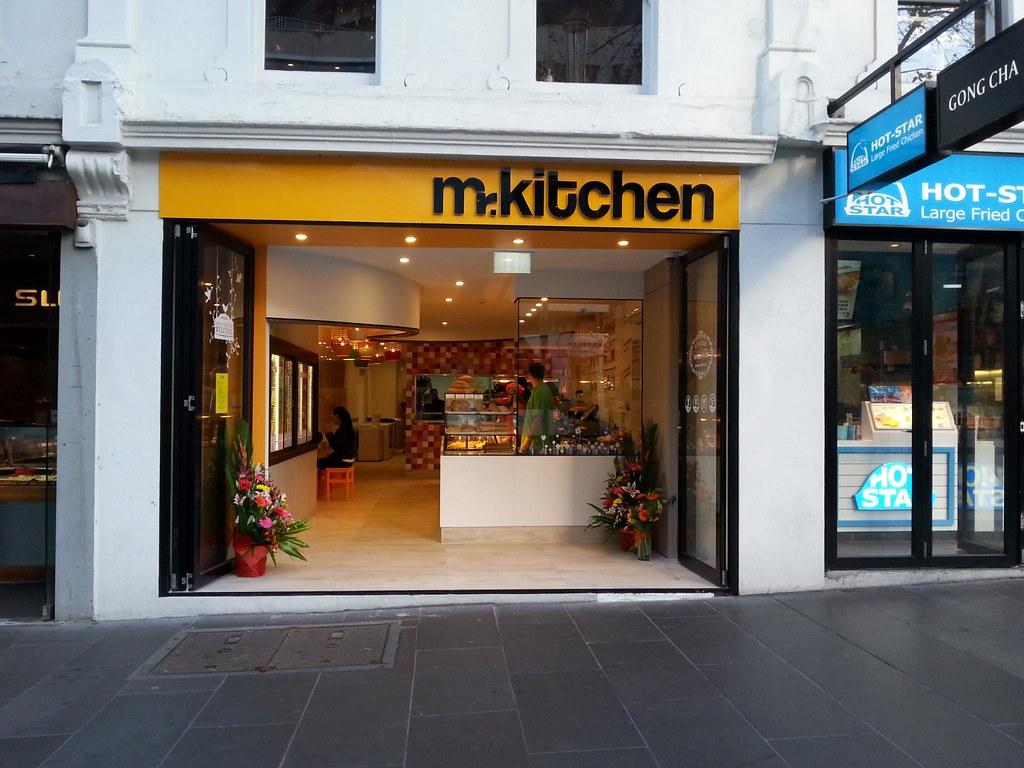 Beau ... Shopfront   Mr Kitchen, Swanston Street | By Avlxyz
