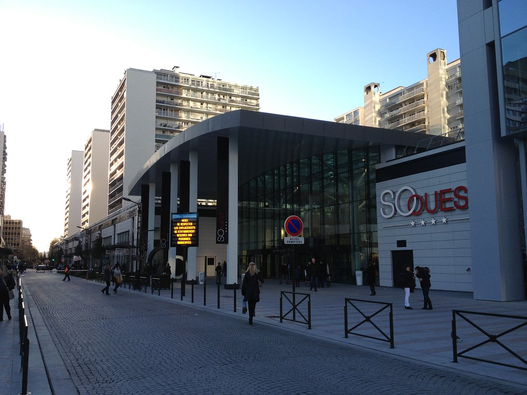 Centre commercial so ouest levallois perret fr92 flickr - Centre commercial so ouest levallois ...