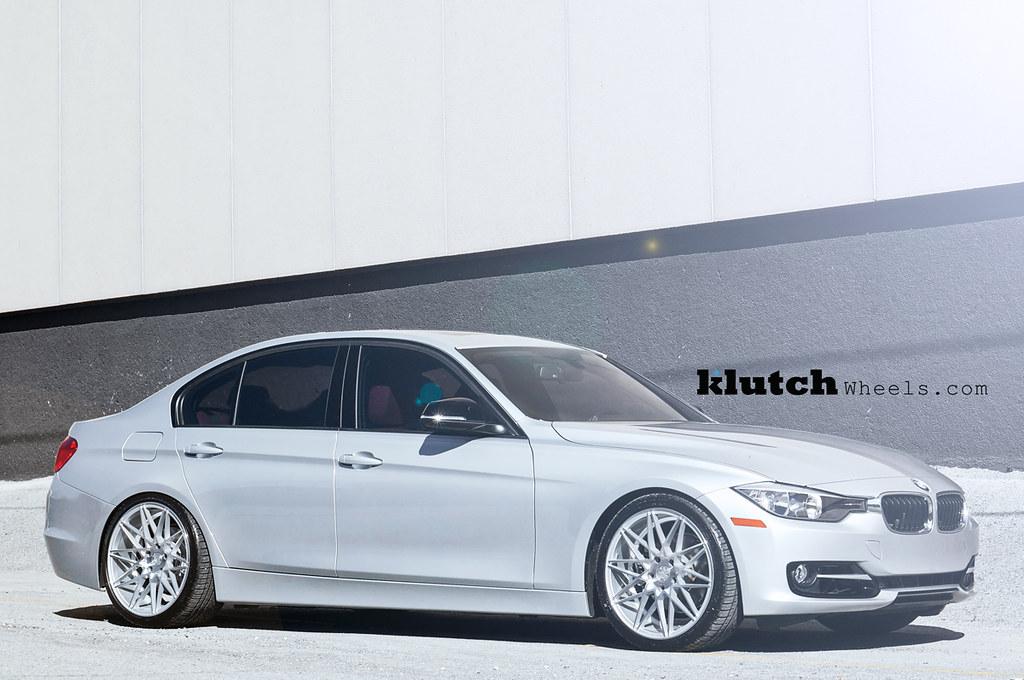 Bmw F30 On Klutch Km 20 Bmw F30 On Klutch Km 20 19 Quot X8 5