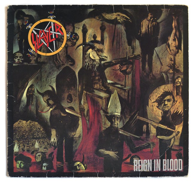 A0318 Slayer - Reign In Blood