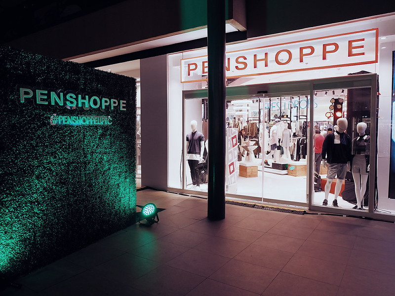 Penshoppe Capital in UP Town Center