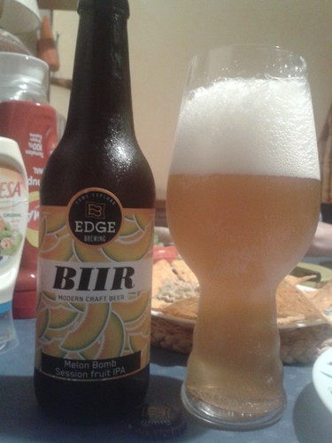 Edge Brewing / Biir Melon Bomb | by pep_tf