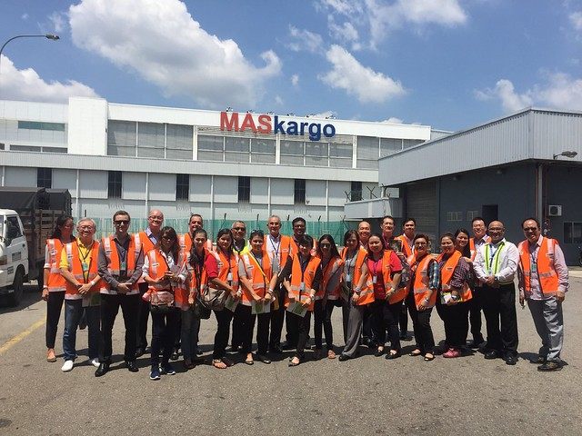 2017 March - MABC Visits MASkargo and MAB Engineering & Maintenance