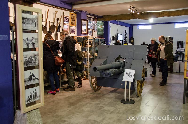museo de la batalla del Jarama